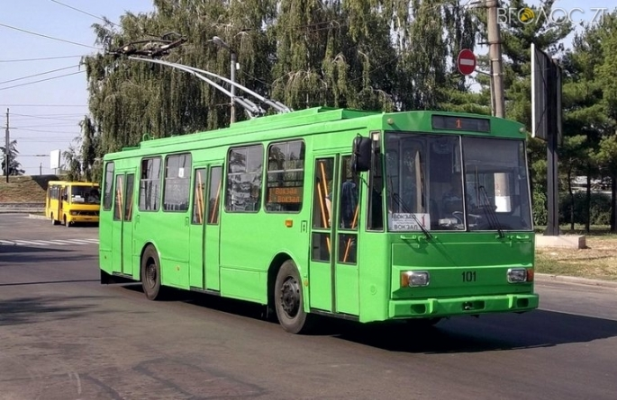 У Житомирі 9 травня відбудуться зміни у русі громадського транспорту