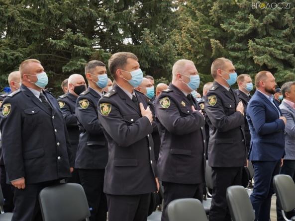 У Житомирі нарешті презентували офіцерів громад