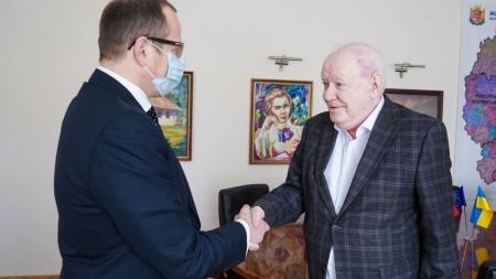 Батько екс-заступника мера Житомира став радником голови облради