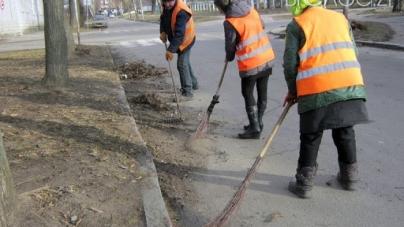 З бюджету Житомира витратять понад мільйон на прибирання вулиць