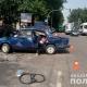 ДТП на перехресті Київської та Князів Острозьких. Є потерпілі