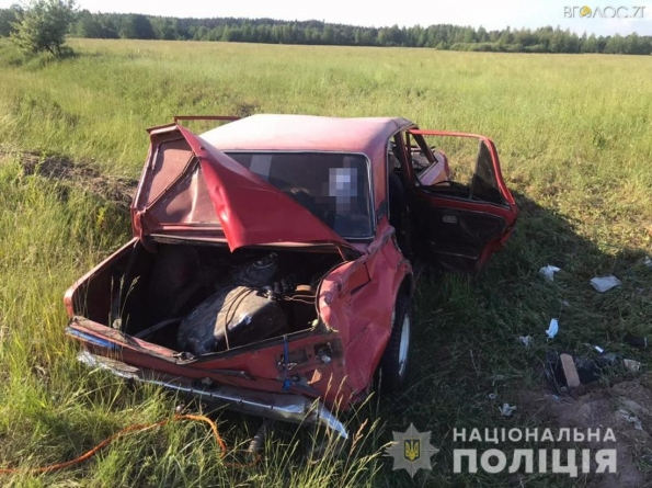П'яний водій скоїв ДТП на Житомирщині. Діти, які були в салоні авто – в реанімації