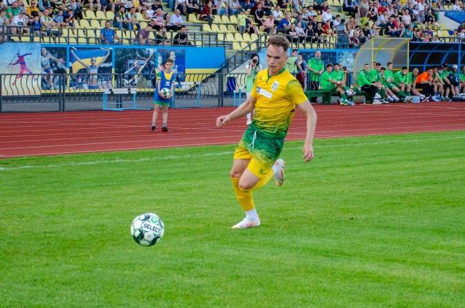 Житомирське «Полісся» зіграє з івано-франківським «Прикарпаттям»