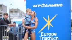 Житомирянка Юлія Єлістратова здобула перемогу в етапі Кубка Європи з триатлону