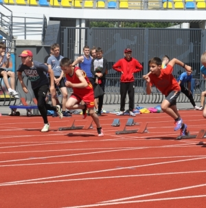 У Житомирі розпочався чемпіонат України з легкої атлетики (ФОТО)