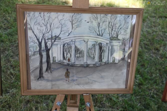 У Житомирі шукають автора 50-річної картини