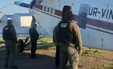 Під Бердичевом затримали літак, який незаконно залетів з Румунії
