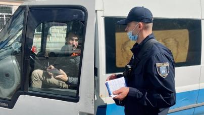Житомирські інспектори з паркування виявили понад 400 порушень