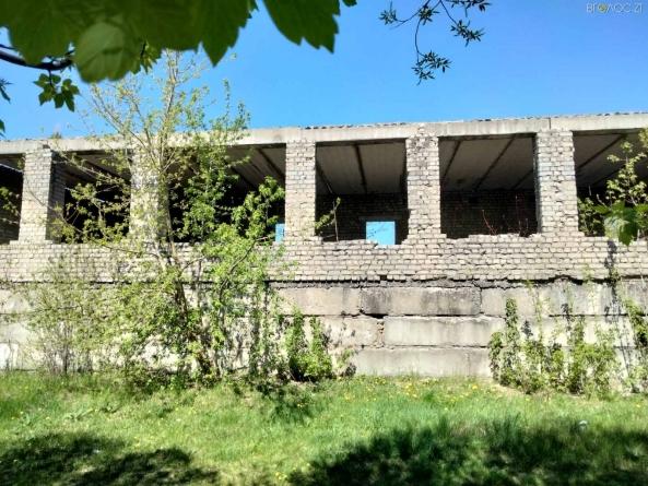 У Житомирській облдержадміністрації продадуть з аукціону недобудови попередньої влади