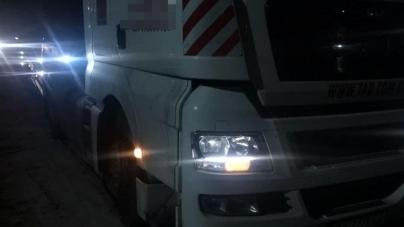 Під Житомиром вантажівка насмерть збила бабусю