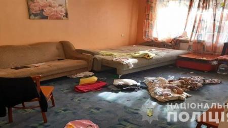 У Бердичеві затримали причетних до розбійного нападу на родину