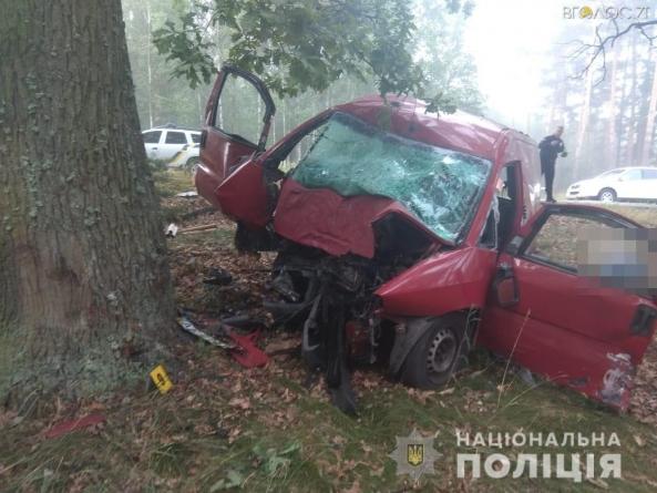 Житомирський район: у жахливій ДТП загинула дівчина. Ще 6 людей отримали травми