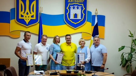 Чемпіонат Європи з плавання може пройти у Житомирі в 2023 році
