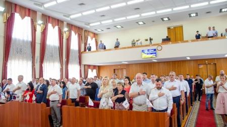 Як проходила 5 сесія Житомирської обласної ради (ФОТО)