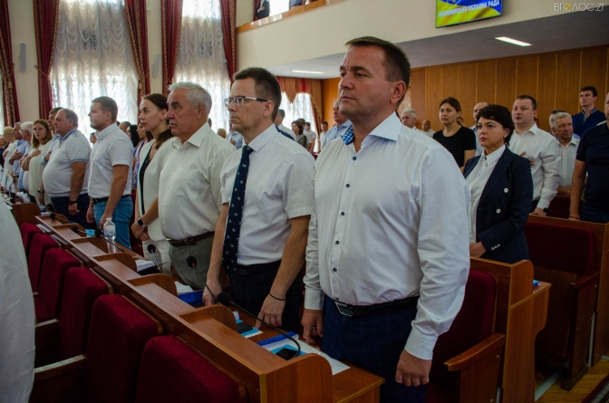 Фракція «Сила і Честь» в Житомирській облраді підготувала звернення до Кабінету Міністрів