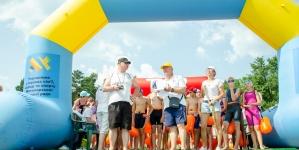 """Як у Житомирі проходив чемпіонат з плавання """"Teteriv Open 2021"""" (ФОТО)"""
