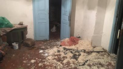 Радомишльський район: вночі п'яний чоловік вдерся до будинку односельця і влаштував бійку. Є жертви