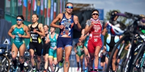 Понад 200 тис. грн для участі у міжнародних змаганнях житомирські триатлети Єлістратова та Мартиненко отримають з бюджету міста