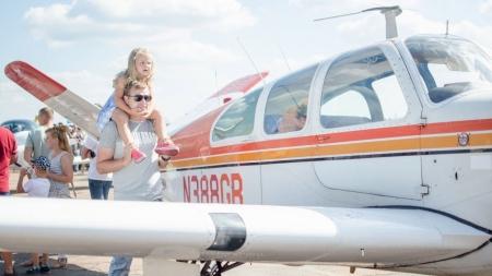 До Житомира на «Korolyov Avia Fest» прилетять пілоти з Франції та Литви