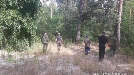 На півночі області шукають бабусю, яка кілька днів тому пропала в лісі