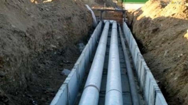 У Новограді-Волинському витратять більше 3 мільйонів на будівництво водогону