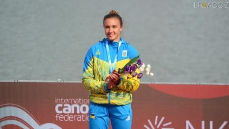 Спортсменка з Житомирщини здобула срібло на олімпійських іграх у Токіо
