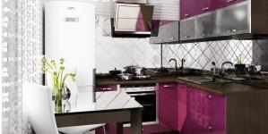 5 правил облаштування маленької кухні