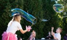 Любов Цимбалюк долучилася до проведення свята, що відбулося для діток, які перемогли рак