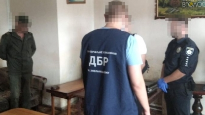 Із наркотиками у кишенях затримали співробітника житомирської виправної колонії