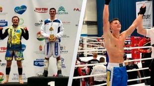 Житомирянин став чемпіоном світу з кікбоксингу