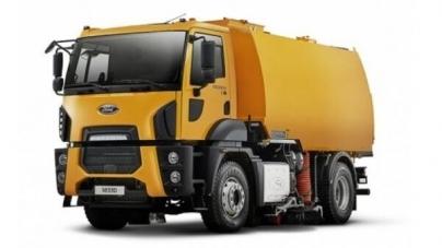 Житомирські комунальники оголосили тендер на придбання вантажівки у лізинг
