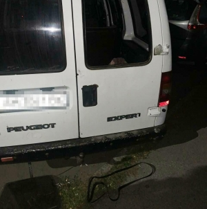 У Житомирі затримали автокрадія
